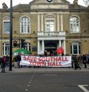 Day of Action to Save Southall Town Hall